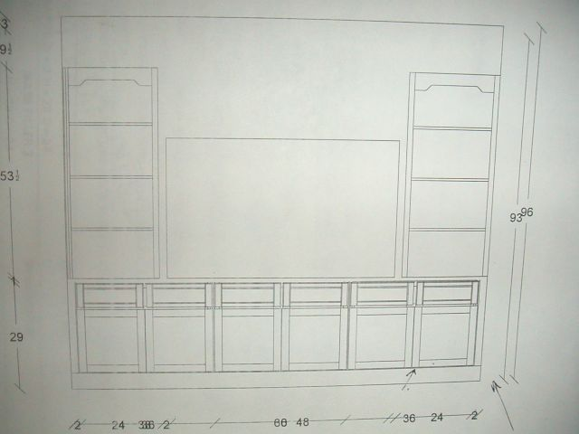 Design Concept Using Stock Cabinets