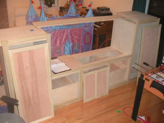 Cabinet in Process